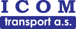 Logo ICOM transport a.s.